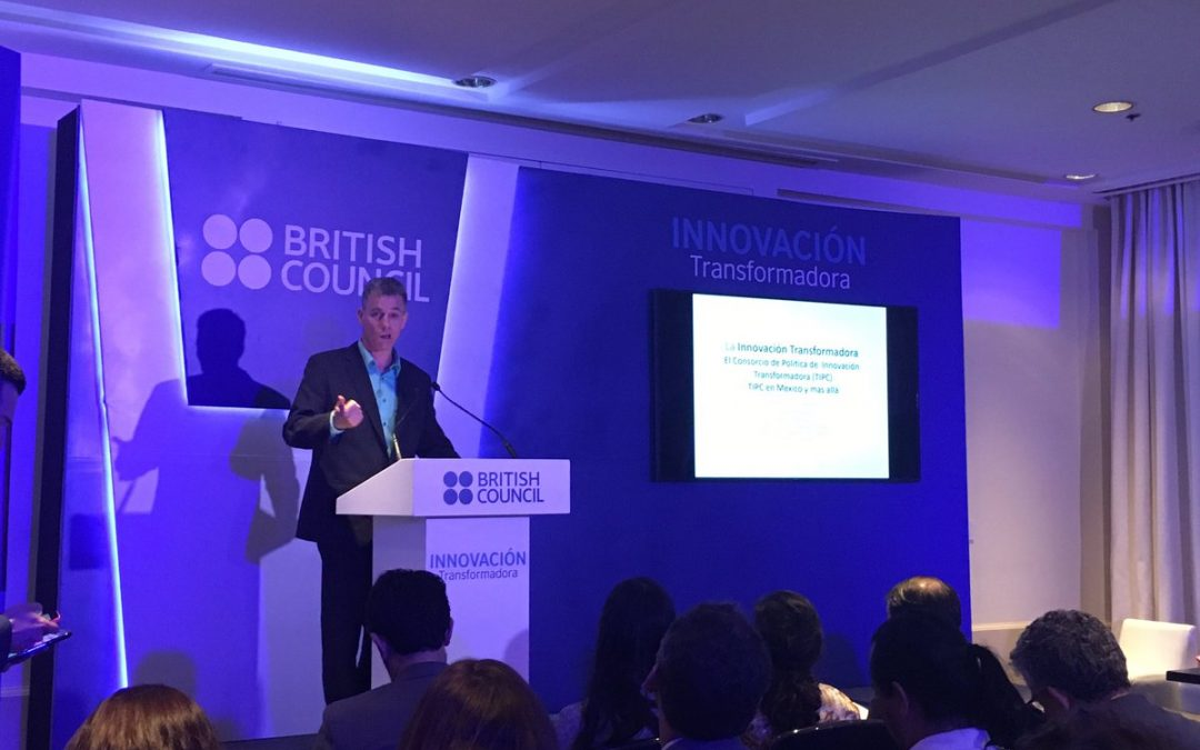 TIPC and British Council host workshop to develop a call for Transformative Innovation Policy in Mexico