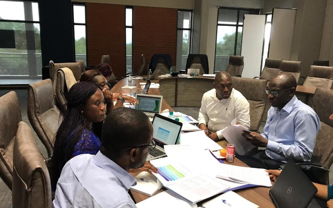 Transformative Innovation Policy in Ghana: Lessons from the South Africa workshop