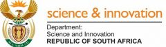 South Africa Department of Science & innovation logo